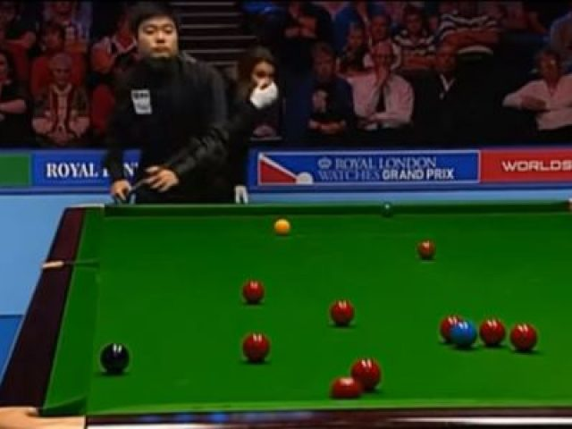Funny Snooker Mistakes