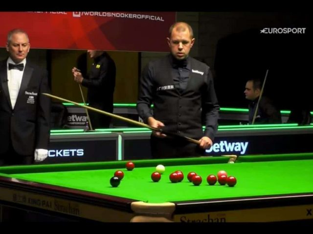 Barry Hawkins 147 Break