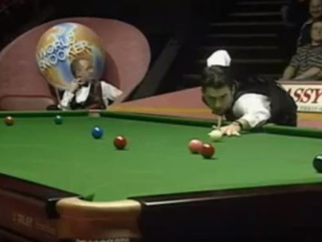 Fastest 147 break in history by Ronnie O'Sullivan