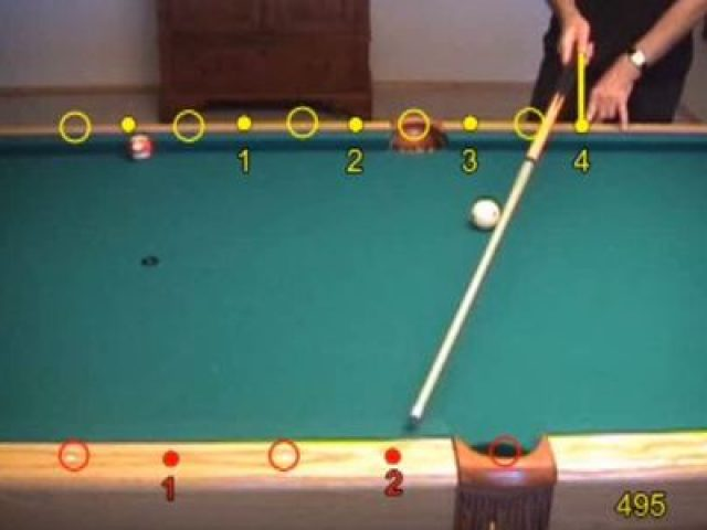 How To Make 3 Rail Bank Shot Play Billiards