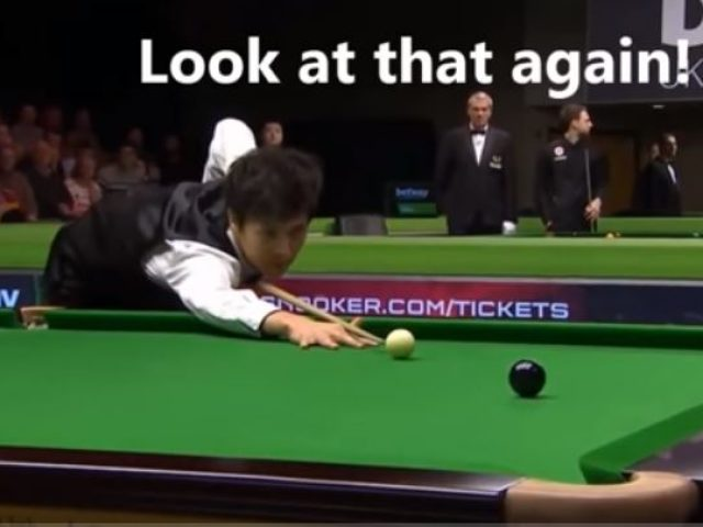 Snooker 147 Fails (Missed Final Black)